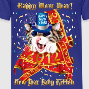 Happy New (Mew) Year 2012 - Toddler Premium T-Shirt