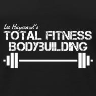 Design ~ Total Fitness Bodybuilding Barbell Tank Top