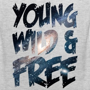 Young Wild & Free T-Shirts - Men's Premium Tank