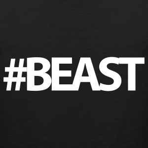 Beast Gym Motivation Tank Tops - Men's Premium Tank