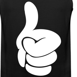 Thumbs Up T-Shirts - stayflyclothing.com - Men's Premium Tank