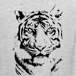 tiger T-Shirts - Men's Premium Tank