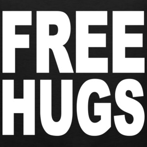 free_hugs T-Shirts - Men's Premium Tank