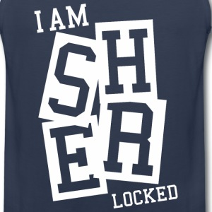 sherlocked T-Shirts - Men's Premium Tank
