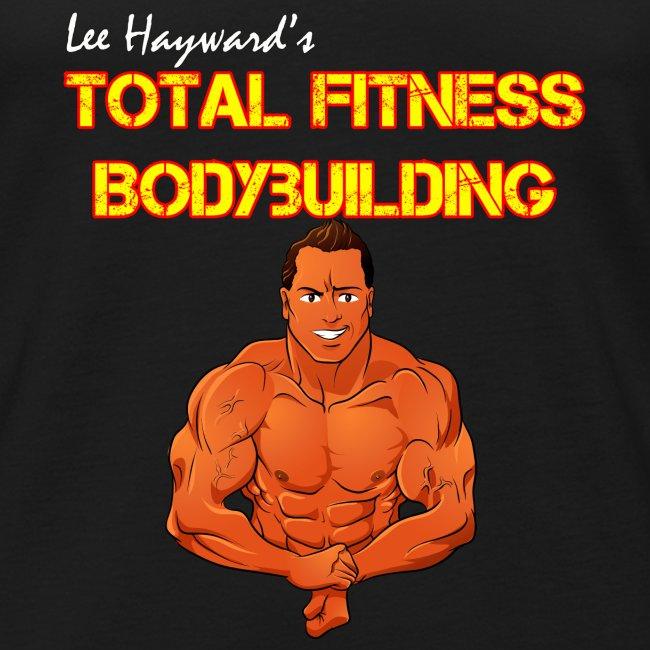 Lee Hayward Cartoon Muscle Tank Top