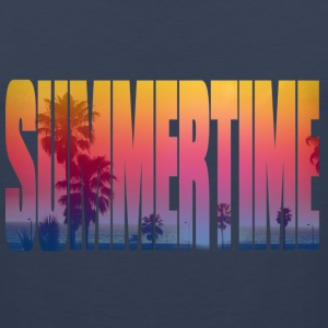 summertime T-Shirts - Men's Premium Tank