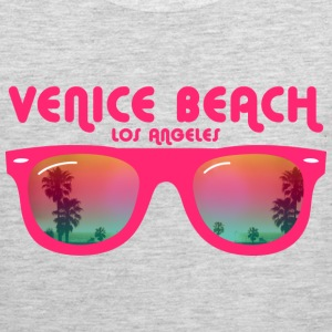 Venice beach los angeles T-Shirts - Men's Premium Tank