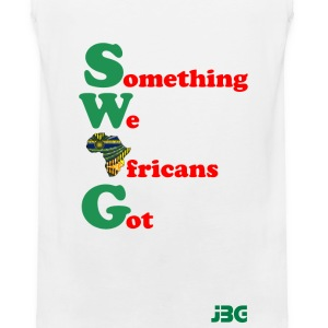 greenred SWAG logo T-Shirts - Men's Premium Tank