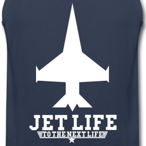 TO THE NEXT LIFE T-Shirts - Men's Premium Tank