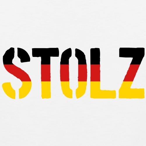 Stolz Germany Flag, Proud to be German