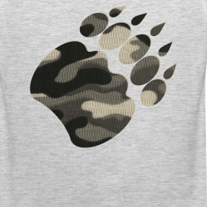 CAMO BEAR T-Shirts - Men's Premium Tank