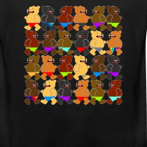 BEARS OF SUMMER T-Shirts - Men's Premium Tank
