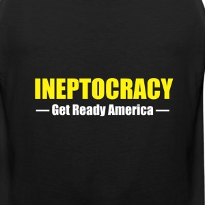 Ineptocracy T-Shirts - Men's Premium Tank