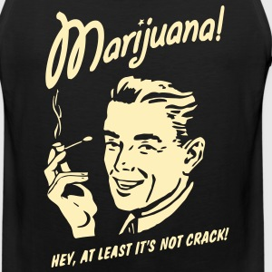 MARIJUANA T-Shirts - Men's Premium Tank