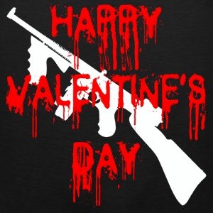 Happy Valentines Day T-Shirts - Men's Premium Tank