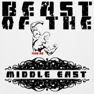 BEAST OF THE MIDDLE EAST - Men's Premium Tank