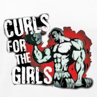 Design ~ Curls Red Tank