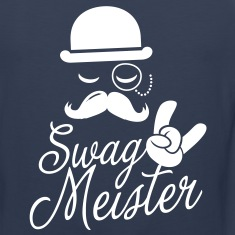 Like a swag style i love swag meister boss meme Tank Tops