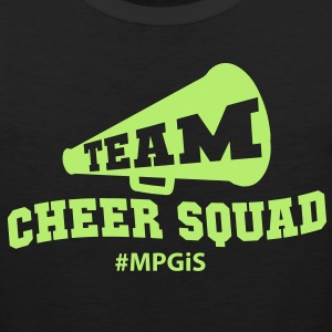 Most Popular Girls cheer sqaud Tank Tops - Men's Premium Tank