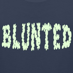 Glow in the Dark Blunted T-Shirts