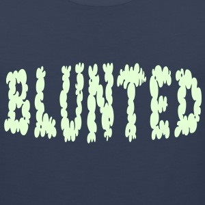 Glow in the Dark Blunted T-Shirts - Men's Premium Tank
