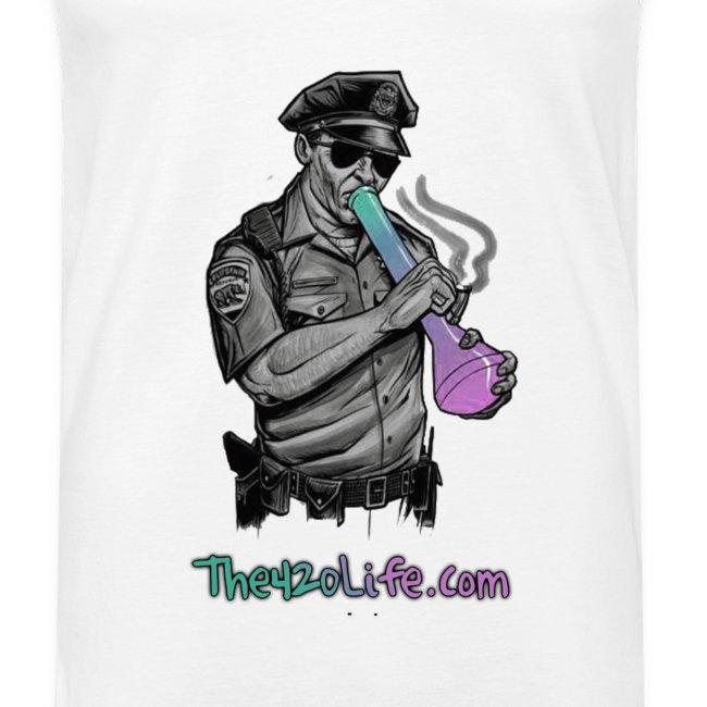 """""""COP SMOKING"""" TankTop"""
