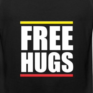 Free Hugs T-Shirts - Men's Premium Tank