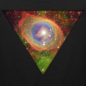 Cosmic Triangle Tank Tops - Men's Premium Tank