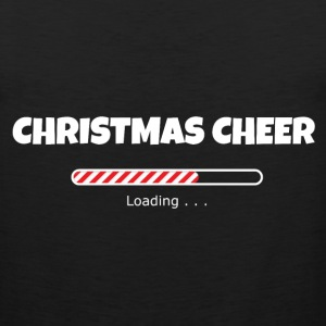Christmas Cheer Loading Tank Tops - Men's Premium Tank