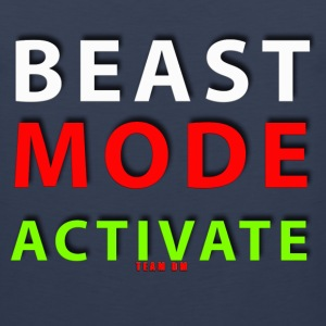 BEAST MODE ACTIVATE - Men's Premium Tank