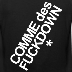 COME DES FUCKDOWN T-Shirts - Men's Premium Tank