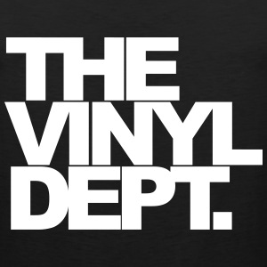 The Vinyl Dept. Tank - Men's Premium Tank