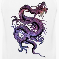Dragon Tank Tops