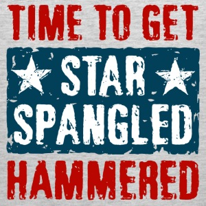 Star Spangled Hammered - Men's Premium Tank