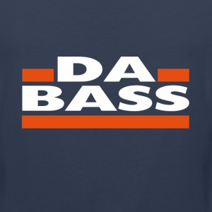 Da Bass - EDM Tank Tops - Men's Premium Tank