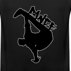 Dance Design Tank Tops