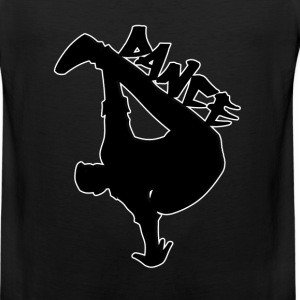Dance Design Tank Tops - Men's Premium Tank