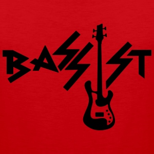 bassist Tank Tops - Men's Premium Tank
