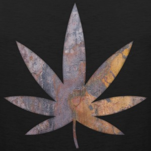 Pot Leaf Tank Tops - Men's Premium Tank