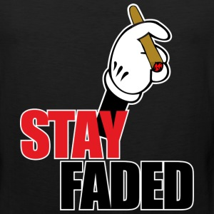 Stay Faded - Men's Premium Tank