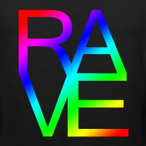RAVE Tank Tops - Men's Premium Tank
