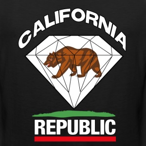 California Diamond - Men's Premium Tank