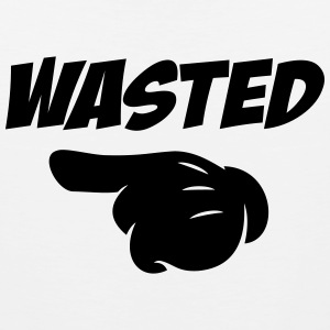 wasted - Men's Premium Tank