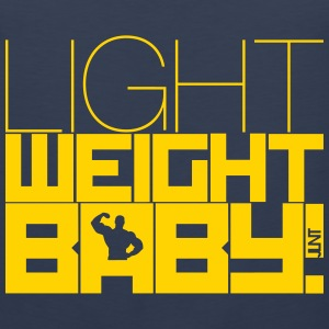 Light Weight Baby! Tank Tops - Men's Premium Tank