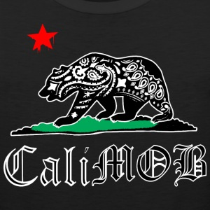 California MOB Tank Tops - Men's Premium Tank