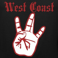 West Coast Tank Tops