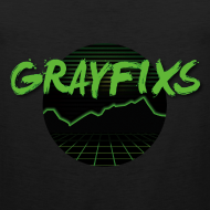 Design ~ Sweet Grayfixs Tank Top by Akira Arruda