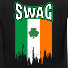 irish swag Tank Tops