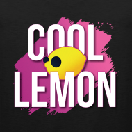 Design ~ Cool Lemon Tank Top by Akira Arruda