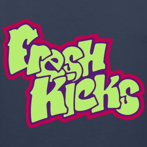 Fresh Kicks Shirt Tank Tops - Men's Premium Tank
